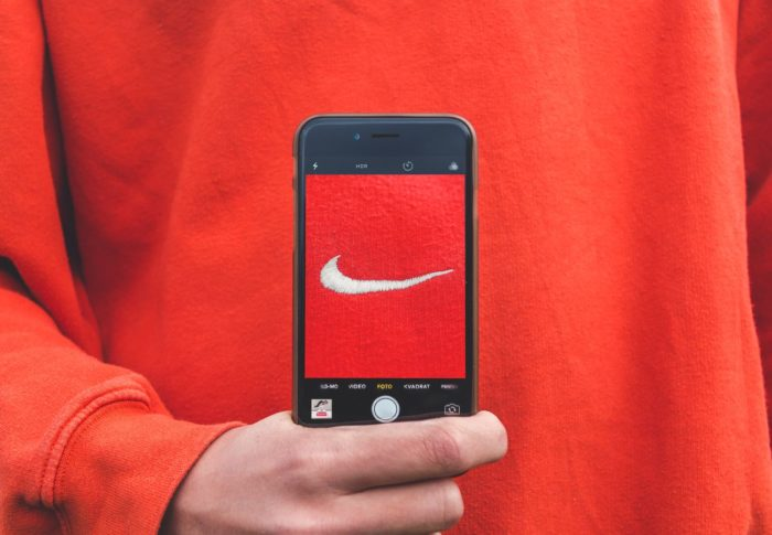 Nike Smartphone, Just Do It payoff