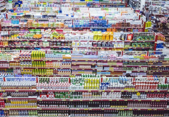 Supermarket, da banca immagini