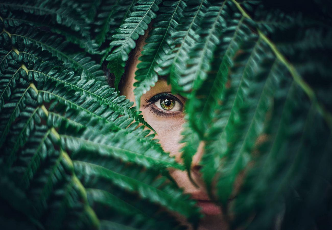 Occhi seducenti, brand dello sguardo