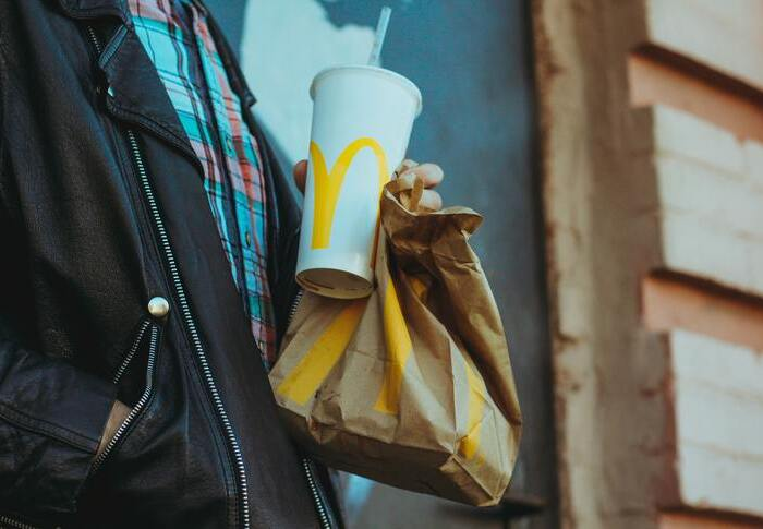McDonald's riposizionamento