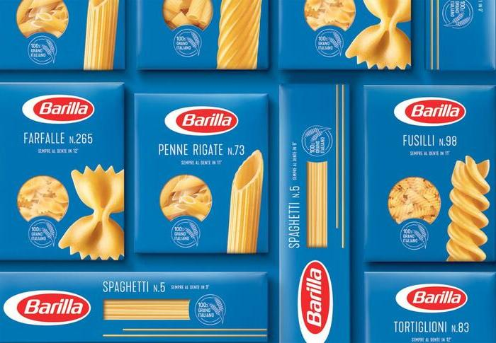 nuova pasta barilla
